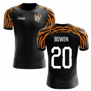 2019-2020 Hull Away Concept Football Shirt (Bowen 20)
