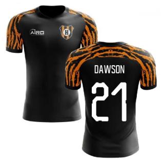2020-2021 Hull Away Concept Football Shirt (Dawson 21)