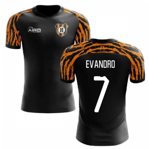 2020-2021 Hull Away Concept Football Shirt (Evandro 7)