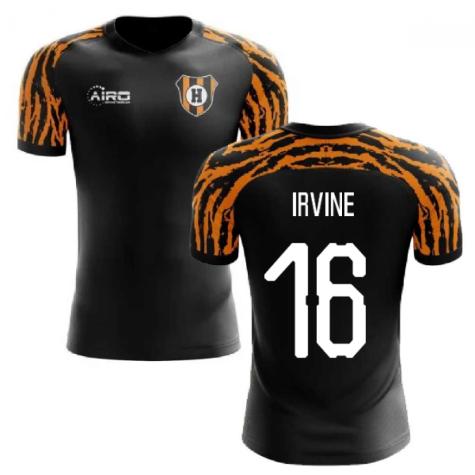 2020-2021 Hull Away Concept Football Shirt (Irvine 16)