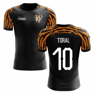 2019-2020 Hull Away Concept Football Shirt (Toral 10)