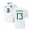 2019-2020 Ireland Away New Balance Football Shirt (Kids) (Hendrick 13)