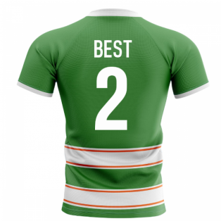 2019-2020 Ireland Home Concept Rugby Shirt (Best 2)