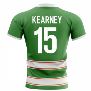 2019-2020 Ireland Home Concept Rugby Shirt (Kearney 15)