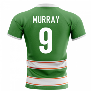2019-2020 Ireland Home Concept Rugby Shirt (Murray 9)