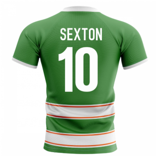 2019-2020 Ireland Home Concept Rugby Shirt (Sexton 10)