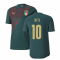 2019-2020 Italy Puma Stadium Jersey (Pine) (Totti 10)