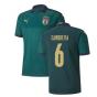 2019-2020 Italy Renaissance Third Puma Shirt (Kids) (Candreva 6)