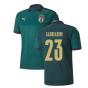 2019-2020 Italy Renaissance Third Puma Shirt (Kids) (Gabbiadini 23)