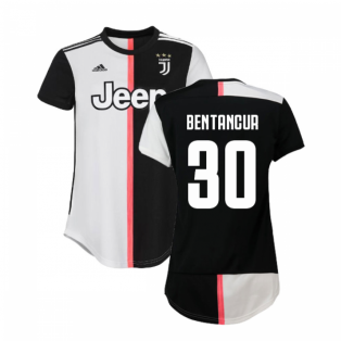 023ac7934e1 2019-2020 Juventus Adidas Home Womens Shirt (Bentancur 30)