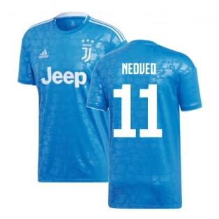 2019-2020 Juventus Adidas Third Football Shirt (Nedved 11)