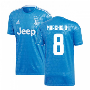 2019-2020 Juventus Adidas Third Shirt (Kids) (Marchisio 8)