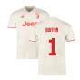 2019-2020 Juventus Away Shirt (Buffon 1)