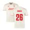 2019-2020 Juventus Away Shirt (Davids 26)