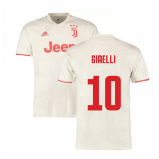 2019-2020 Juventus Away Shirt (Girelli 10)