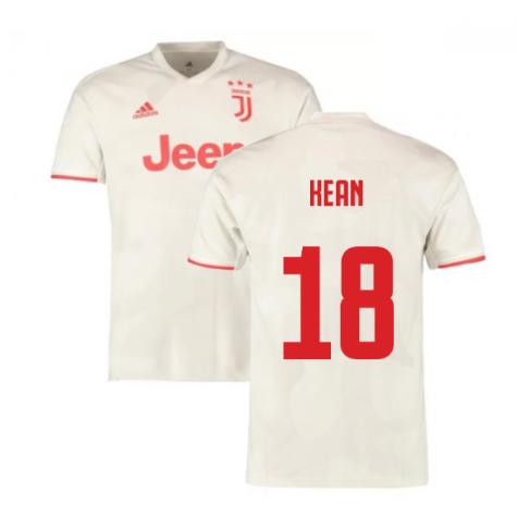 2019-2020 Juventus Away Shirt (Kean 18)