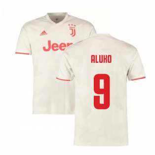 2019-2020 Juventus Away Shirt (Kids) (Aluko 9)