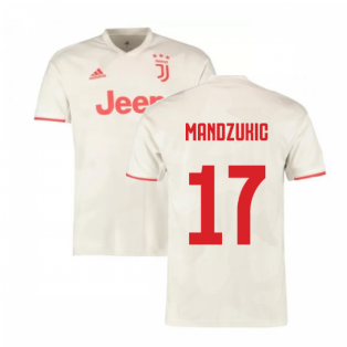 2019-2020 Juventus Away Shirt (Kids) (Mandzukic 17)