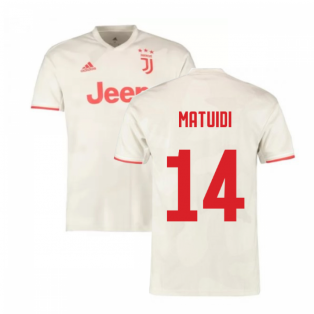 2019-2020 Juventus Away Shirt (Kids) (Matuidi 14)