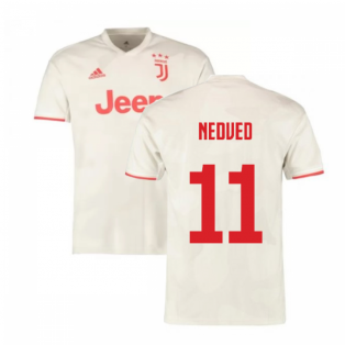 2019-2020 Juventus Away Shirt (Kids) (Nedved 11)
