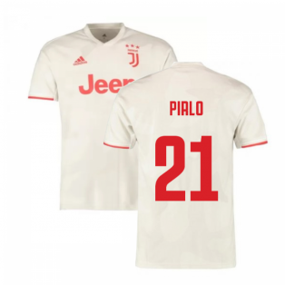 2019-2020 Juventus Away Shirt (Kids) (Pirlo 21)