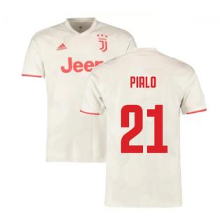 2019-2020 Juventus Away Shirt (Pirlo 21)