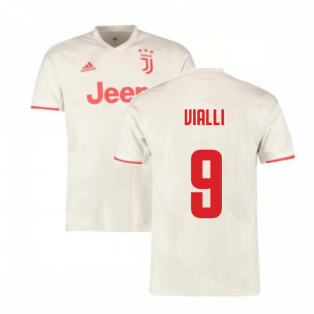 2019-2020 Juventus Away Shirt (Vialli 9)