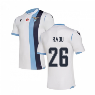 2019-2020 Lazio Authentic Away Shirt (RADU 26)
