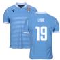 2019-2020 Lazio Authentic Home Match Shirt (LULIC 19)