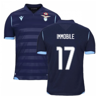 2019-2020 Lazio Authentic Third Shirt (Kids) (IMMOBILE 17)