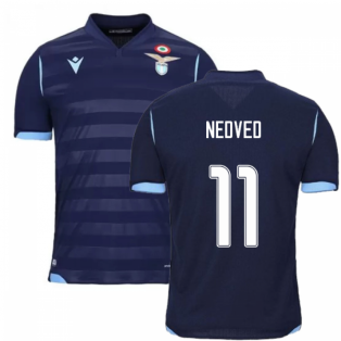 2019-2020 Lazio Authentic Third Shirt (Kids) (NEDVED 11)