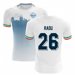 2020-2021 Lazio Home Concept Football Shirt (RADU 26)