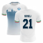 2020-2021 Lazio Home Concept Football Shirt (SERGEJ 21)