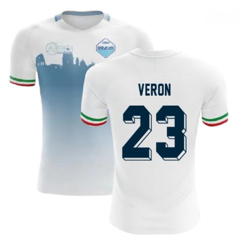 2020-2021 Lazio Home Concept Football Shirt (VERON 23)