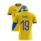 2020-2021 Leeds Away Concept Football Shirt (BAKKE 19)