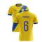 2020-2021 Leeds Away Concept Football Shirt (Cooper 6)