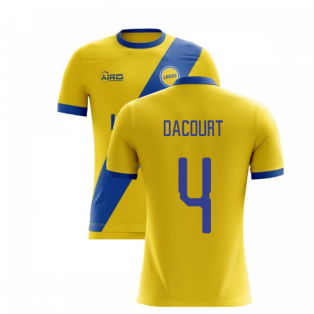 2019-2020 Leeds Away Concept Football Shirt (DACOURT 4)