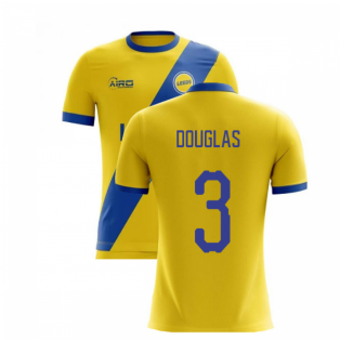 2019-2020 Leeds Away Concept Football Shirt (Douglas 3)
