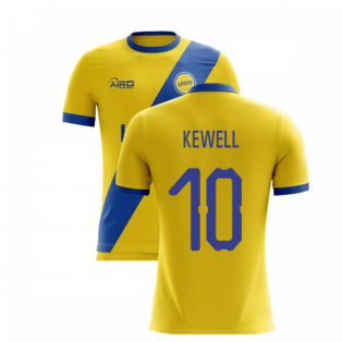 2019-2020 Leeds Away Concept Football Shirt (KEWELL 10)