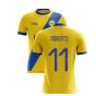 2020-2021 Leeds Away Concept Football Shirt (Roberts 11)
