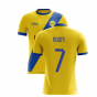 2020-2021 Leeds Away Concept Football Shirt (Roofe 7)