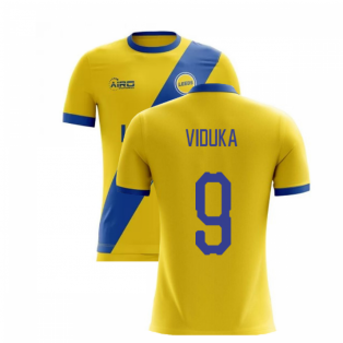 2019-2020 Leeds Away Concept Football Shirt (VIDUKA 9)