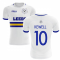 2019-2020 Leeds Home Concept Football Shirt (KEWELL 10)