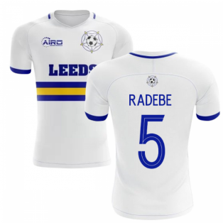 2019-2020 Leeds Home Concept Football Shirt (RADEBE 5)