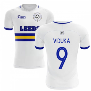 2020-2021 Leeds Home Concept Football Shirt (VIDUKA 9)