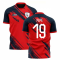 2020-2021 Lille Home Concept Football Shirt (PEPE 19)