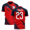 2019-2020 Lille Home Concept Football Shirt (T MENDES 23)