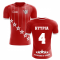 2019-2020 Liverpool 6 Time Champions Concept Football Shirt (Hyypia 4)
