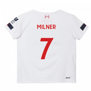 2019-2020 Liverpool Away Baby Kit (Milner 7)