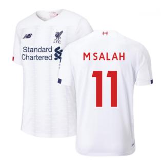 2019-2020 Liverpool Away Football Shirt (Kids) (M Salah 11)